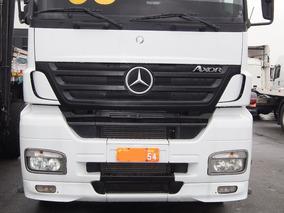 Mercedes-benz Mb 2035 - 6x2 - Teto Baixo
