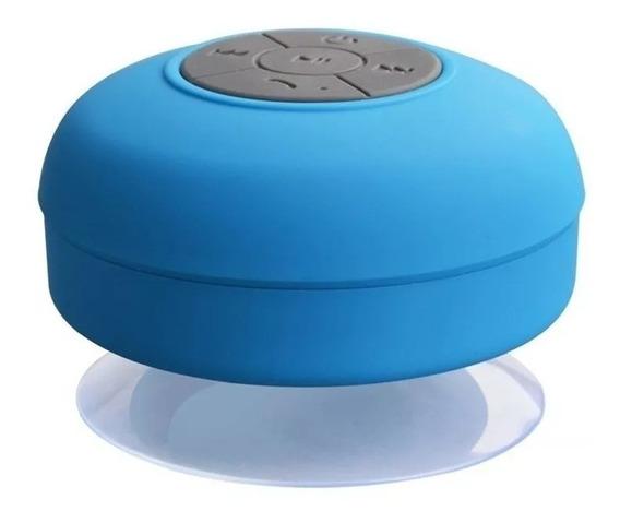 Mini Caixa Bluetooth Para Banheiro Aprova D Gua É Portátil
