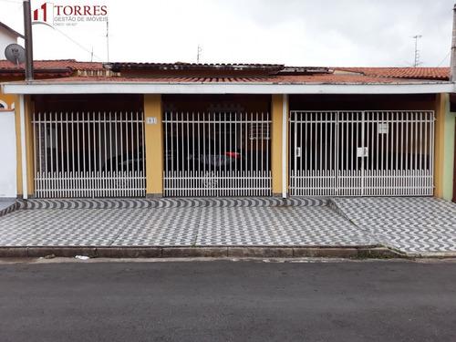 Casa Vila Para Venda Em Esplanada Santa Terezinha Taubaté-sp - 543