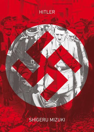 Imagen 1 de 7 de Hitler Shigeru Mizuki