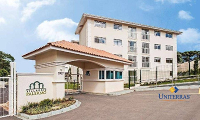 Apartamento Com 3 Quartos À Venda Em Colombo - São Gabriel - Ap0243