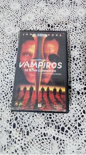 Vampiros De John Carpenter (vhs)