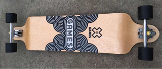Skate Longboard X Games