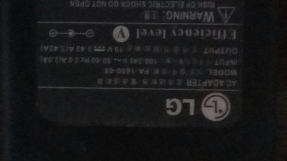 Fuente Monitor LG 19v. 3.42a