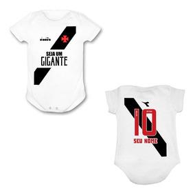 Promoção - Body Infantil - Uniforme Do Vasco