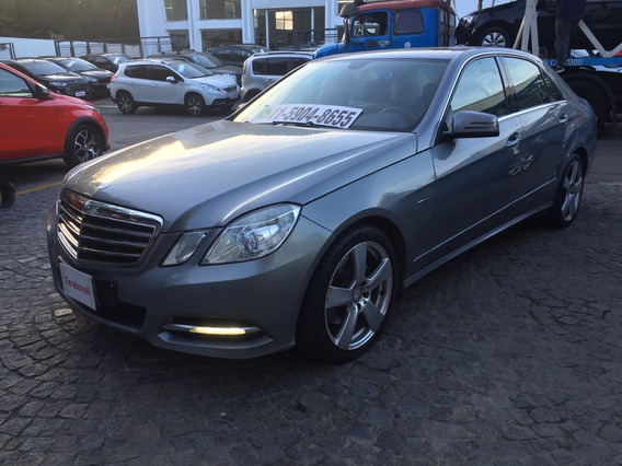 Mercedes Benz Clase E 250 Blueefficiency At 2013 Taraborelli