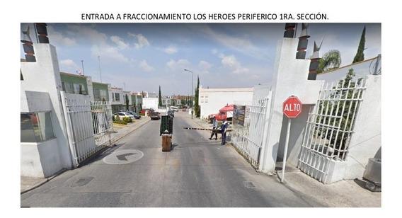 Casa Los Heroes Periferico 1ra. Sección