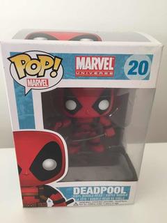 Funko Pop! Marvel Universe Deadpool