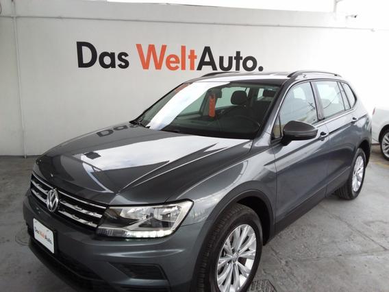 Volkswagen Tiguan Trendline Plus 2019 2 Años De Garantia