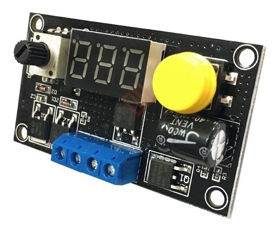 Pwm Controlador Velocidade Motor Dc 12v 8a Dc 6-30v