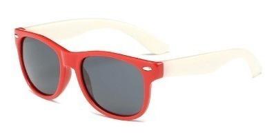 Oculos De Sol Infantil Silicone Flexivel Não Quebra