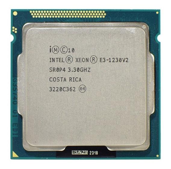 Processador Xeon E3-1230 V2 3,7ghz