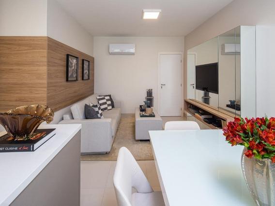 2 Dormitorios Suite Balneário Camboriu Novo Decorado- Opção De Pagamento Em 48x - 2d045 - 4560168