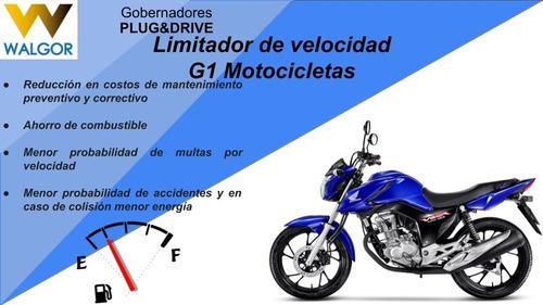 Imagen 1 de 2 de Gobernador Limitador De Velocidad Para Motocicletas Walgor