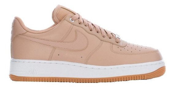 air force 1 suela marron