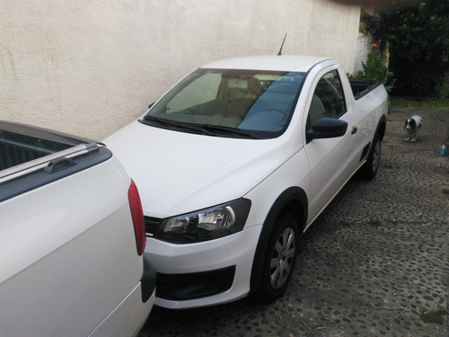 Volkswagen Saveiro 1.6 Gp Cs 101cv Aa+hd+safety