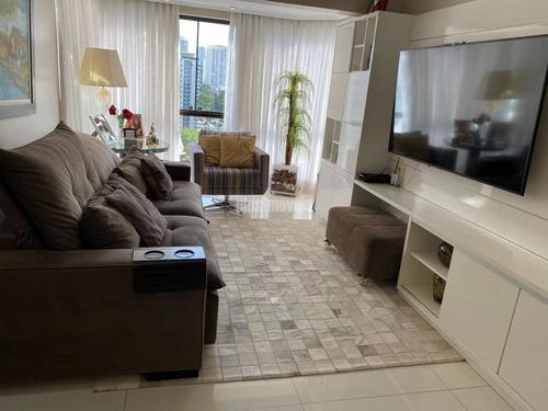 Excelente Apartamento No Panamby - Pp17138