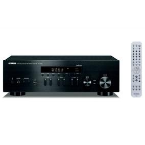 Receiver Estéreo Musiccast Yamaha R-n402bl Preto De 100w R