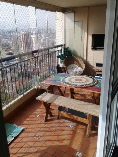 Excelente Apartamento No Ipiranga - Ap11952