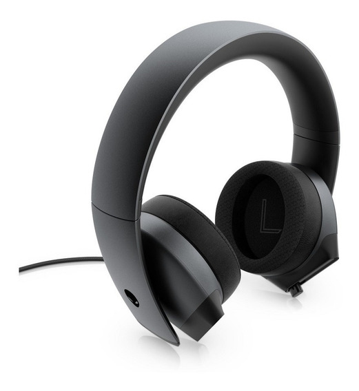 Headset Gamer Alienware 7.1 Aw510h Dark Side Of The Moon