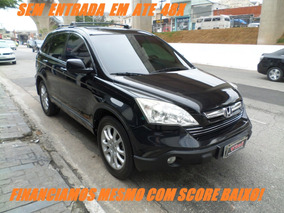 Honda Cr-v 2.0 Ex 4x4 Aut. 2007/2007