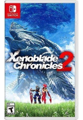 Xenoblade Chronicles 2 - Switch Lacrado