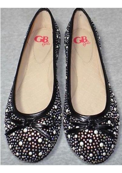 Zapatos Gb Girls Hermosos Nuevos 3 Americano