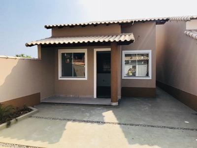 Casa A Venda No Bairro Itaipuaçu Em Maricá - Rj. - 38-1