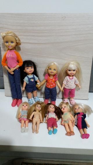 Bonecas Barbie Kelly- Raras- Promoção
