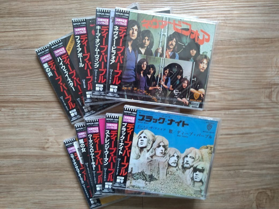Deep Purple Collection - 10 Singles Japoneses (cd5)