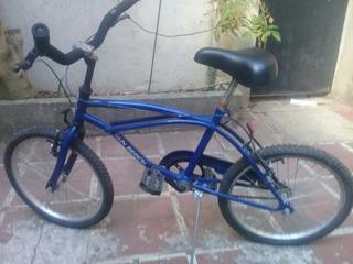 Bicicleta Playera Rodado 16 Niños