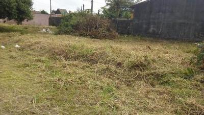 (ref: 5482)terreno De Esquina - Itanhaém/sp - São Fernando