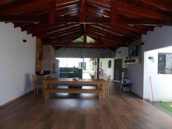 Casa Com 3 Dormitórios À Venda, 225 M² Por R$ 670.000 - Terras De Santa Bárbara - Santa Bárbara D
