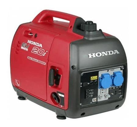Generador Insonoro Honda Eu 20 12 Cuotas Sin Interés Tarjeta