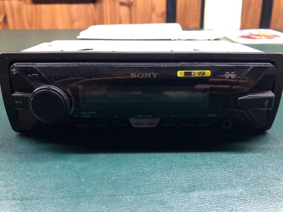 Auto Estereo Sony Dsx A110/ A100 Usb Aux 55w