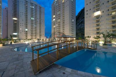 Melhor Oportunidade 2017 - 3 E 2 Dormitórios Até 35% De D Andar Alto Desconto - Marapé, Santos Sp - Codigo: Ap0471 - Ap0471