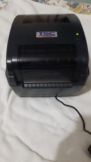 Impressora De Código De Barra Com Rede Tsc 244-ce
