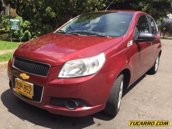 Chevrolet Aveo Emotion 1600cc Mt