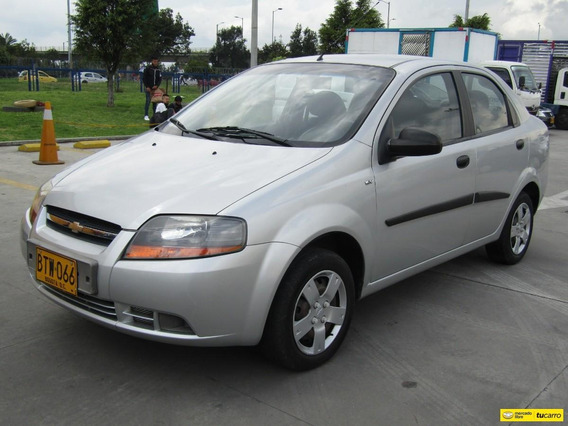 Chevrolet Aveo Sd Mt 1.4