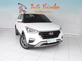 Hyundai Creta 2.0 16v Flex Pulse Automático 2017