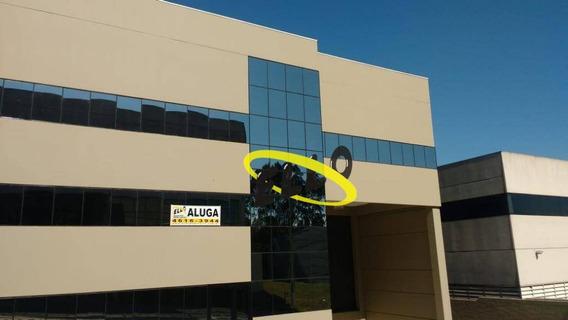 Galpão Para Alugar, 1344 M² Por R$ 22.000/mês - Parque Industrial San José - Cotia/sp - Ga0385