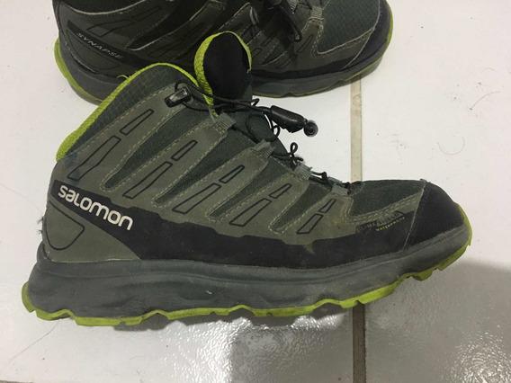 Tenis Salomon Nike adidas