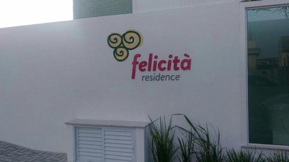 Apartamento Em Parque Turf Club - Campos Dos Goytacazes - 7286