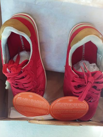 Zapatillas Merrell N°37 Nuevas