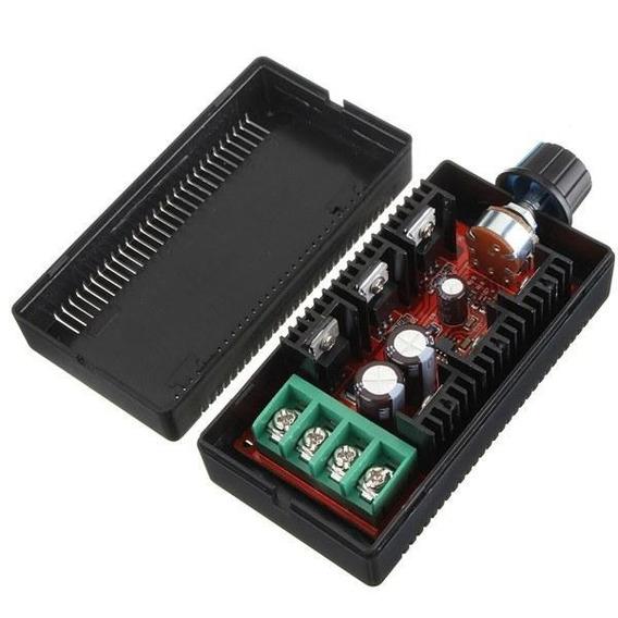9-50v 2000w 40a Dc Módulo De Controle De Velocidade Pwm