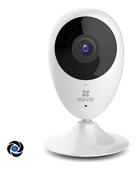 Camara Seguridad Ip Ezviz 720p Hd 1mp Wifi Inalambrica Mini