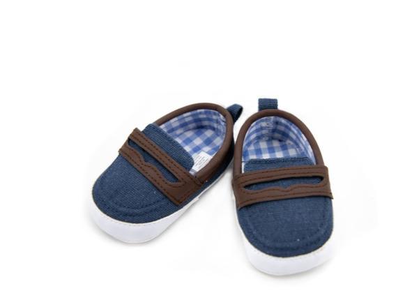 Zapatos Casuales Para Bebe Niño 03891