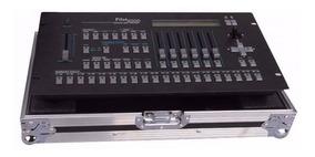Mesa Controladora Dmx 512 - Pilot 2000 - Strobo