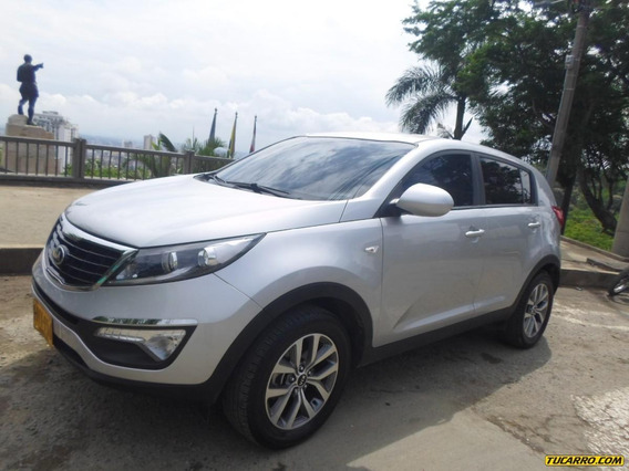 Kia New Sportage Mt 2000cc