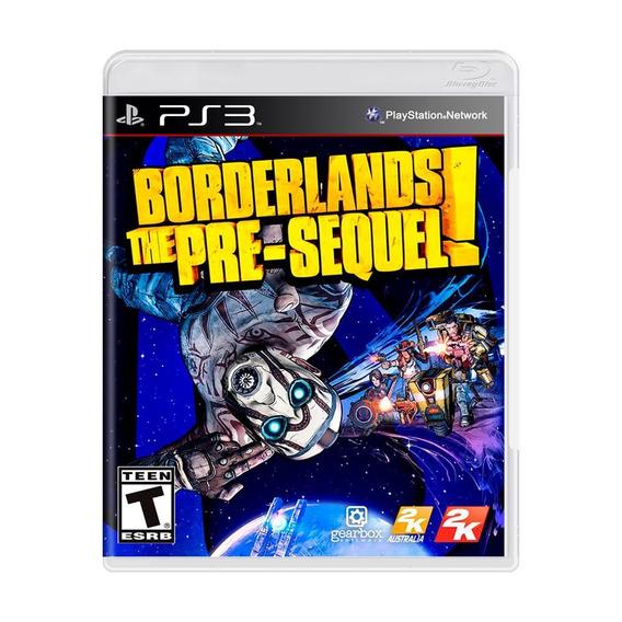 Borderlands: The Pre-sequel Ps3 - Mídia Física